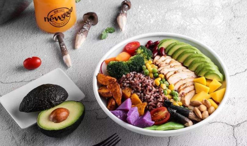减肥吃轻食健康吗?吃代餐可以快速减肥吗?