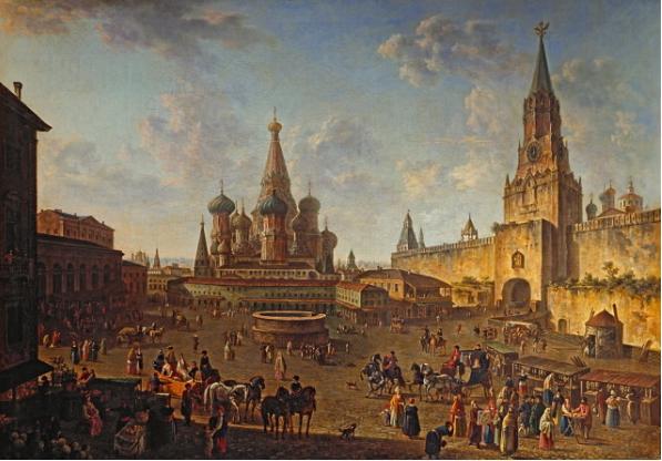《俄罗斯的形象》讲的是什么:从视觉艺术认识俄罗斯