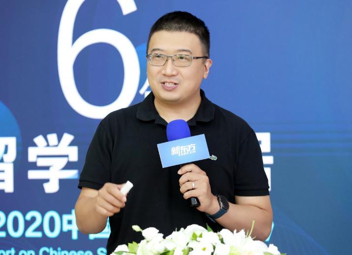 新东方留学考试刘烁炀:OMO是一种产品增值的过程