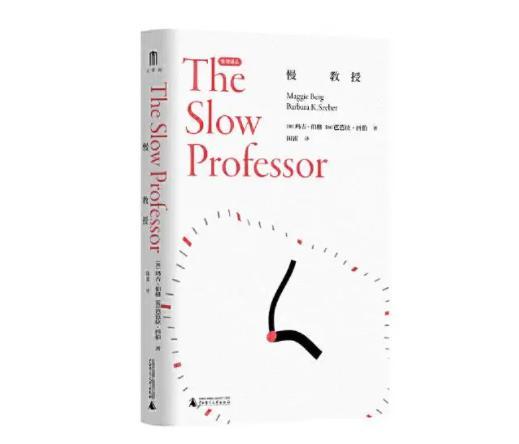 慢教授或乐教授:高校教师的成长之道