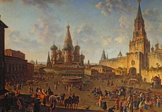 《俄罗斯的形象》:从视觉艺术认识俄罗斯