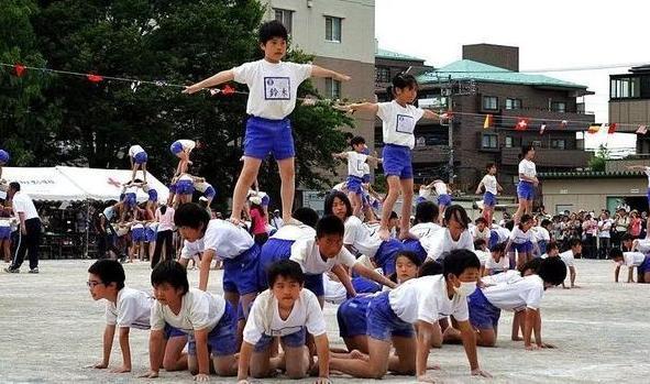 """日本小学体育课远不止""""运动""""那么简单,为何要借鉴日本的体育教育?"""
