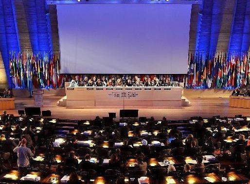 陈宝生出席联合国教科文组织2021年全球教育会议