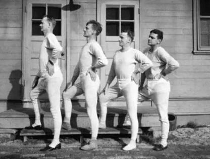 秋裤的来历 穿秋裤的几大法则