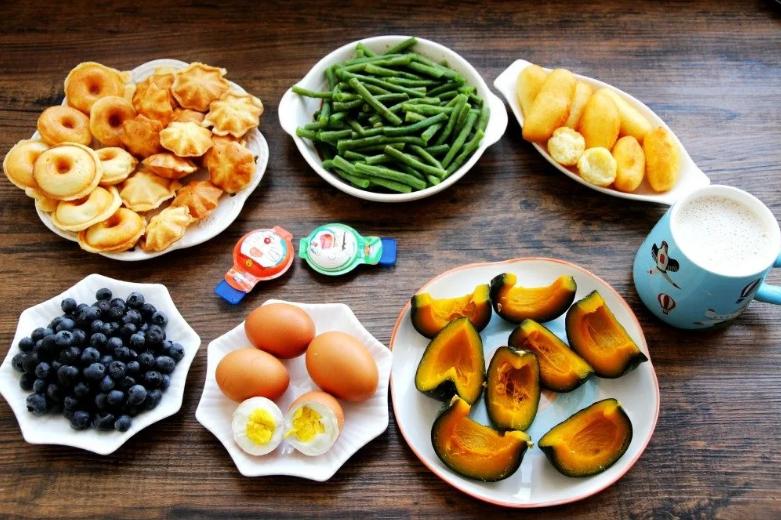 自制儿童营养早餐,孩子早餐吃得香