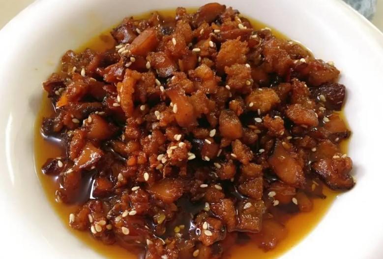 想吃香菇肉酱不用买,自己在家就能做,醇厚浓香,营养美味又健康