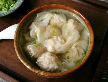虾肉馄饨做法,10分钟就出锅,做一次可以吃上一周