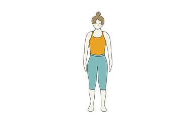 健身瑜伽,只需6个动作,就能帮你增加心肺活力,提高免疫力