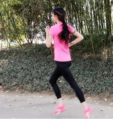 跑步减肥一般瘦哪里