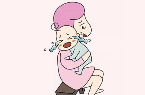 如何3分钟安抚哭闹宝宝