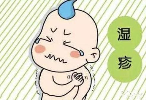 新生儿湿疹怎么治较有效?